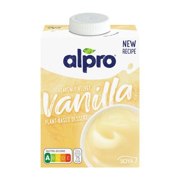 Alpro Vla soya vanille product photo