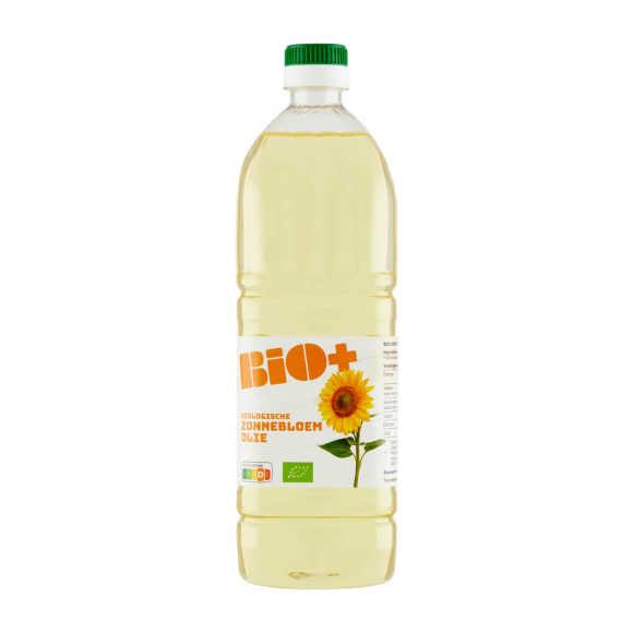 Bio+ Biologische Zonnebloemolie 1000 ml product photo