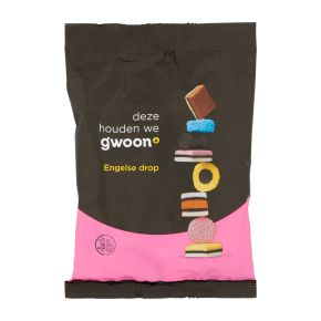 g'woon Engelse drop product photo