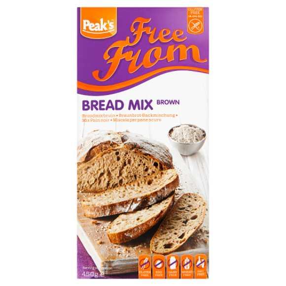 Peak's Broodmix bruin product photo