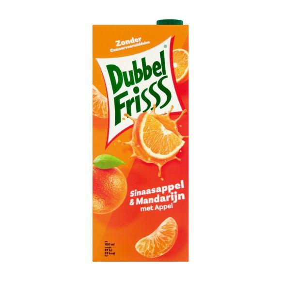 Dubbelfrisss Sinaasappel-mandarijn product photo