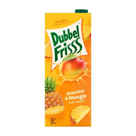 Dubbelfrisss Ananas-mango product photo