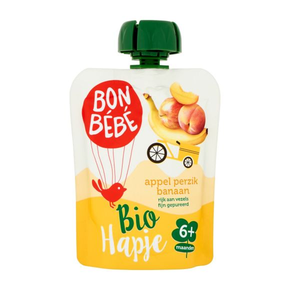 Bonbébé Pouch appel-perzik-banaan product photo