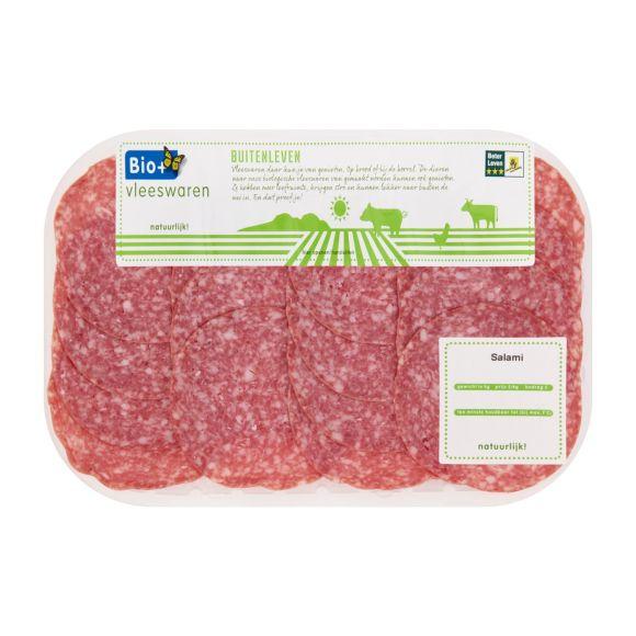 Bio+ Salami 3 sterren product photo