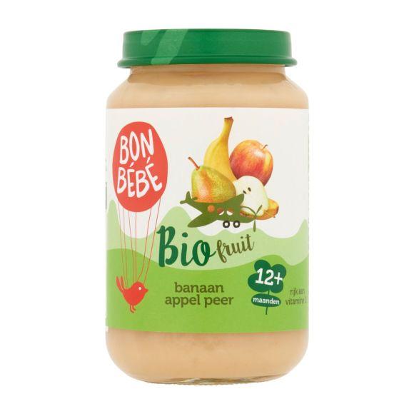 Bonbébé Fruithapje banaan appel peer product photo