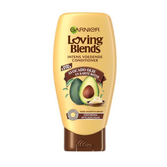 Garnier Loving Blends Shampoo avocado karité product photo