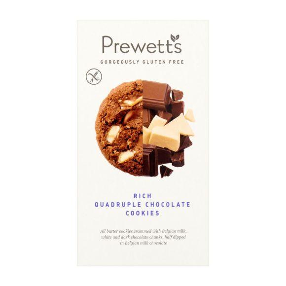 Prewett's Quadruple choco cookies product photo