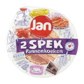 Jan Pannenkoeken spek product photo