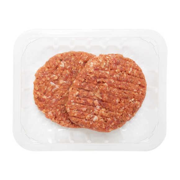 Slager hamburger product photo