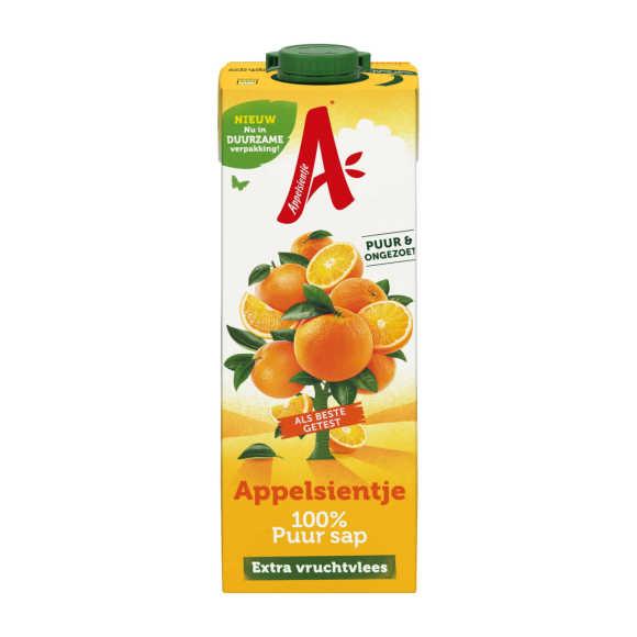 Appelsientje Sinaasappel vruchtvlees product photo