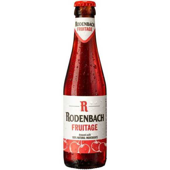 Rodenbach Fruitage speciaal bier fles product photo