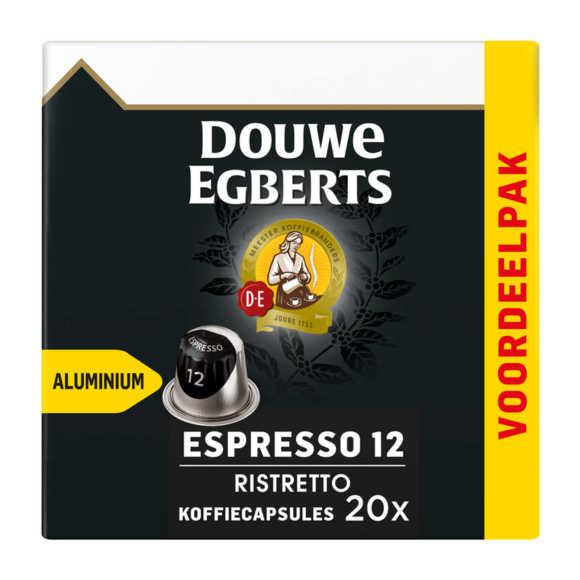 Douwe Egberts Cups espresso ristretto product photo