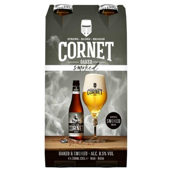 Cornet Smoked blond fles speciaal Bier product photo