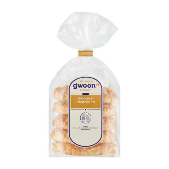 g'woon Bakkers makronen product photo