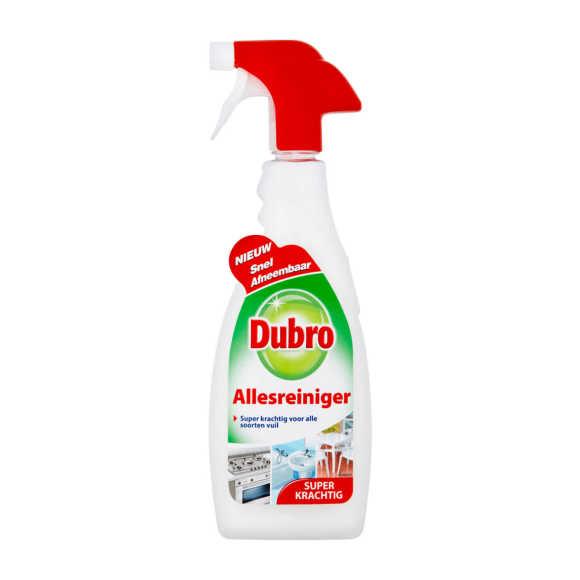 Dubro Allereiniger spray product photo