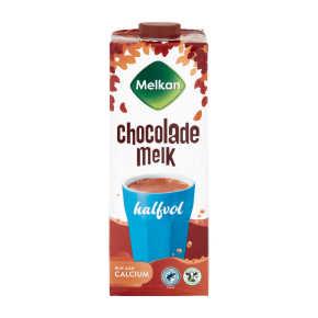 Melkan Chocolademelk halfvol product photo