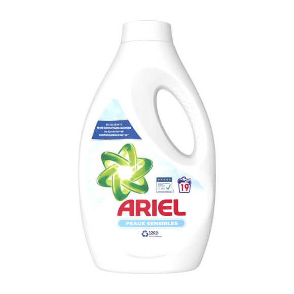 Ariel Wasmiddel vloeibaar sensitive product photo