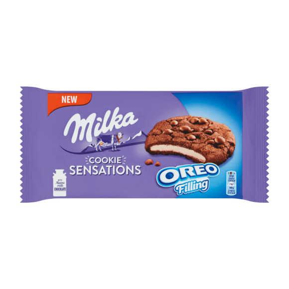 Milka Sensations oreo product photo