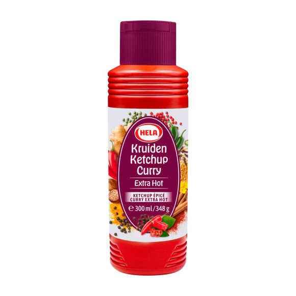 Hela Kruiden ketchup hot product photo