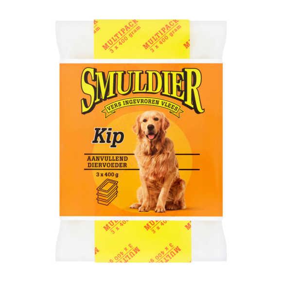 Smuldier Diervoeding hondenvoer kip product photo