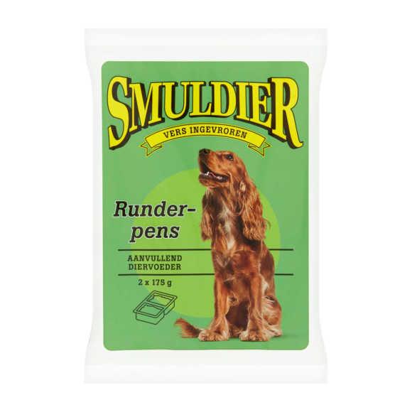 Smuldier Diervoeding hondenvoer runderpens product photo
