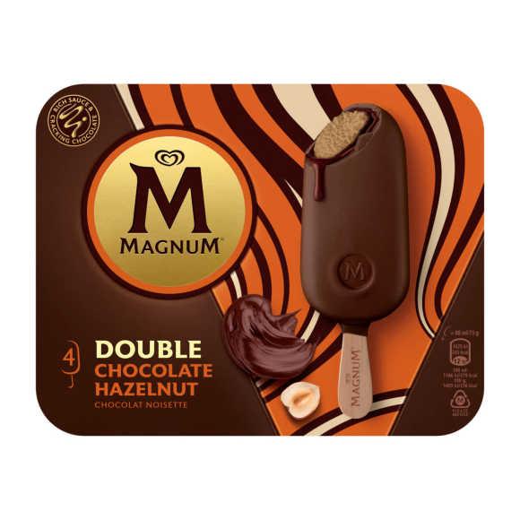 Magnum Double choco & hazalnut product photo