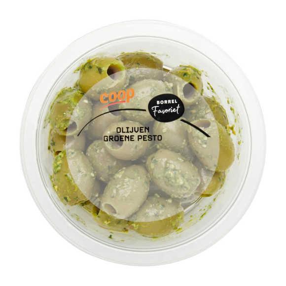 Tapas olijven pesto product photo