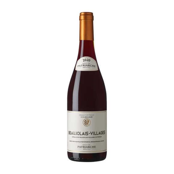 Patriache beaujolais rode wijn product photo