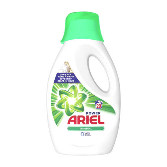 Ariel Wasmiddel vloeibaar original product photo