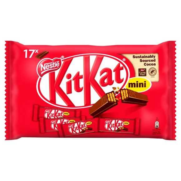 Kitkat mini's product photo