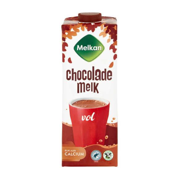 Melkan Chocolademelk vol product photo