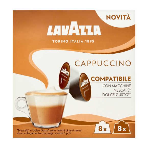 Lavazza Cappuccino dolce gusto product photo