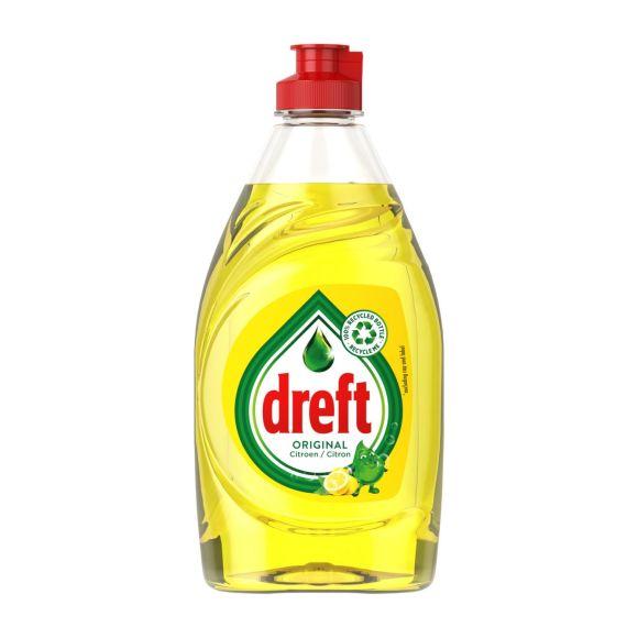 Dreft Handafwas citroen afwasmiddel product photo