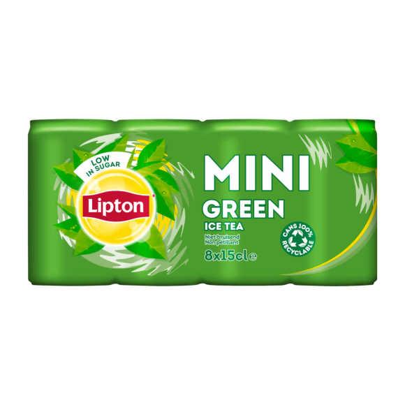 Lipton Ice Tea green Original 8 x 150 ml product photo