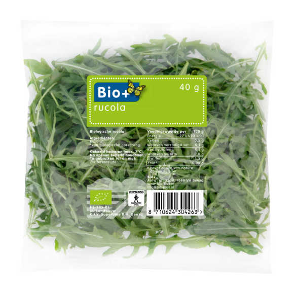 Bio+ Rucola biologisch product photo