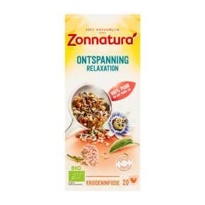 Zonnatura Bio thee ontspanning product photo