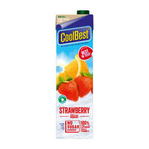 Coolbest Strawberry sap product photo