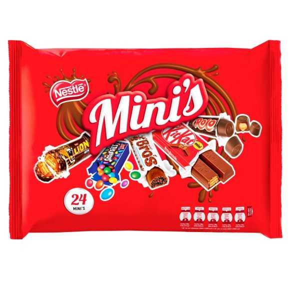 Nestlé Mini mix product photo