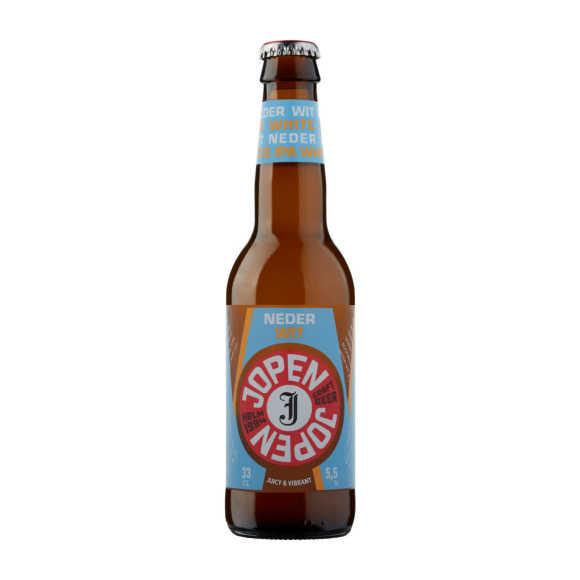 Jopen Neder wit bier fles product photo