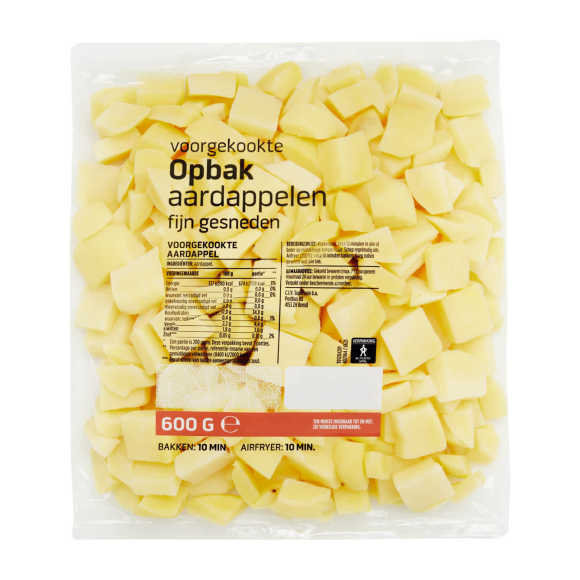 Peka Bakaardappelen fijn naturel product photo