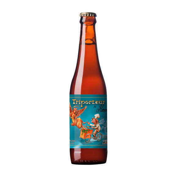 Bombrewery From heaven blond bier blik product photo