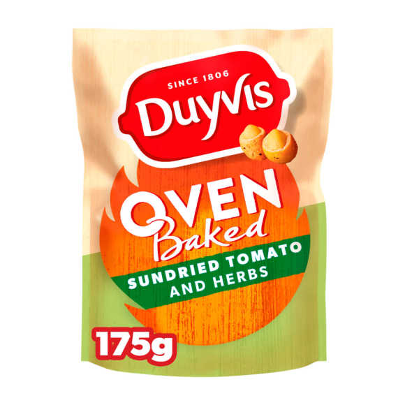 Duyvis Oven baked tomato herbs product photo