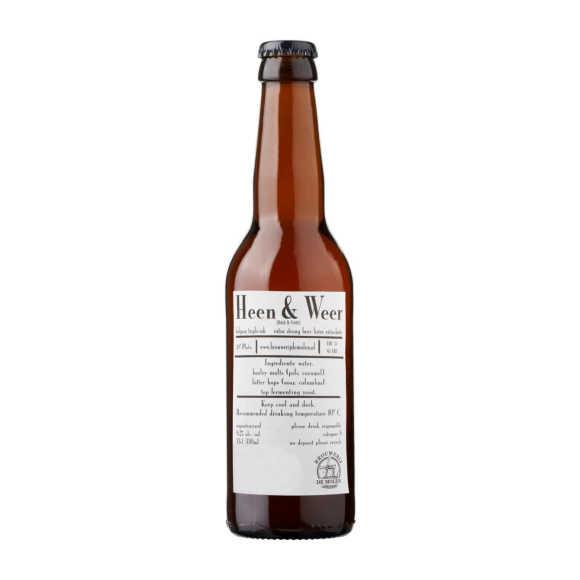 De Molen Heen & weer tripel bier fles product photo
