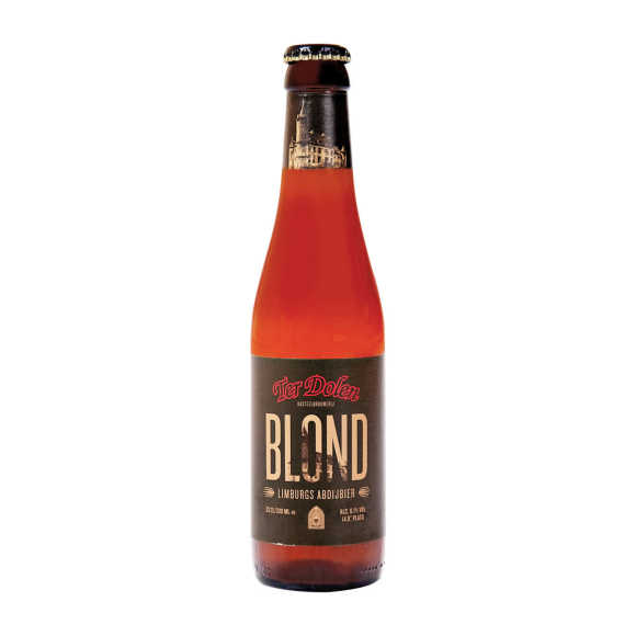 Ter Dolen Blond bier fles product photo