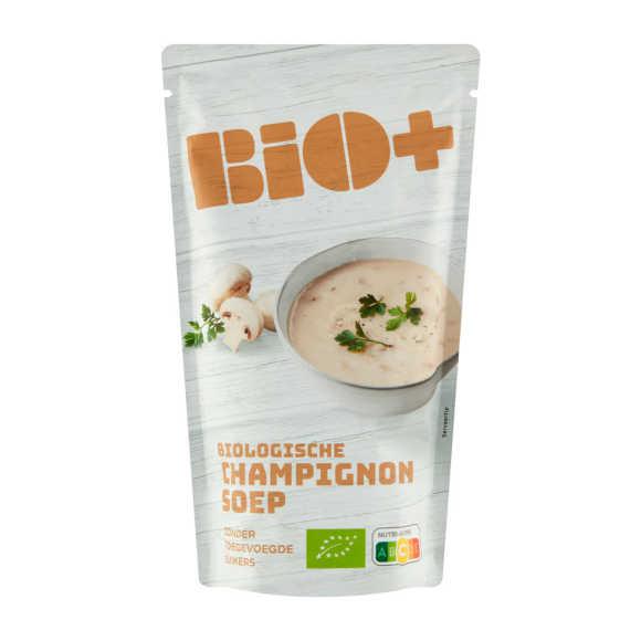 Bio+ Champignonsoep biologisch product photo