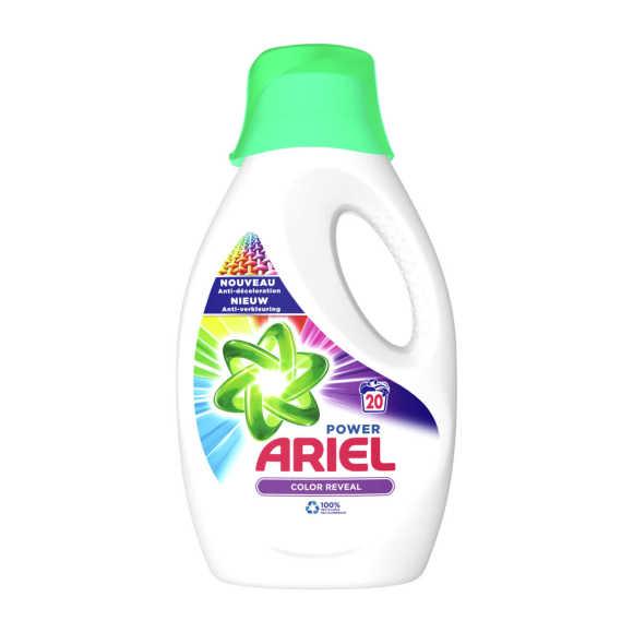 Ariel Wasmiddel vloeibaar color product photo