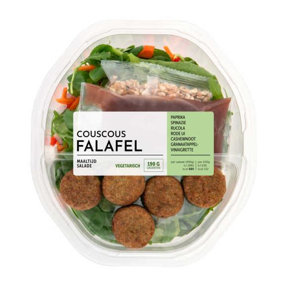 Fresh & Easy Maaltijdsalade falafel product photo