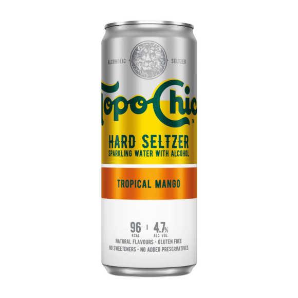 Topo Chico Tropical mango product photo