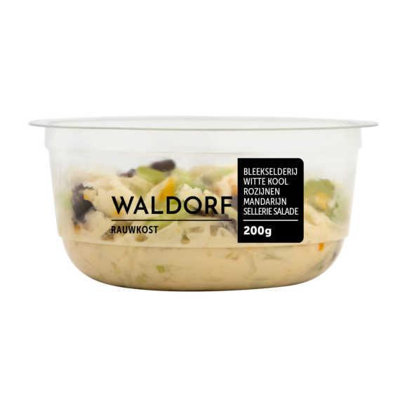 Fresh & Easy Rauwkost waldorf mandarijn product photo