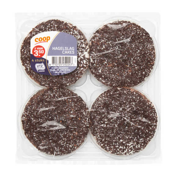 Hagelslagcakes product photo